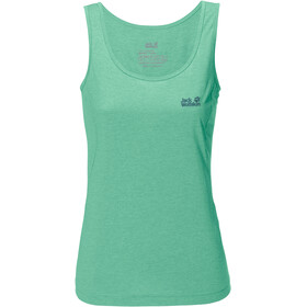Jack Wolfskin Crosstrail Top Dames, pacific green